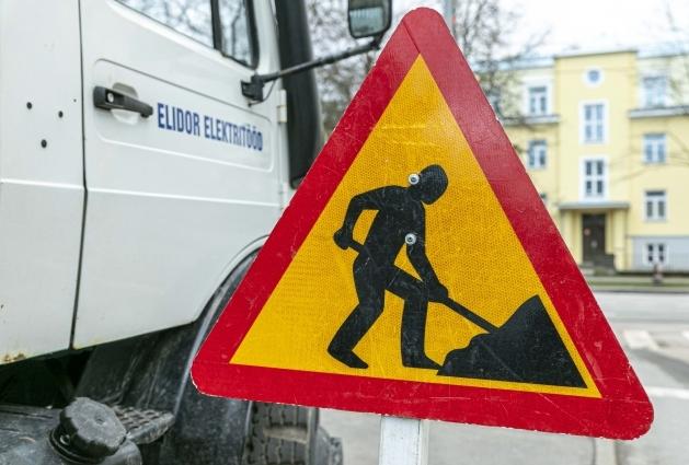 Tallinnas algab Roosikrantsi tänava taastusremont