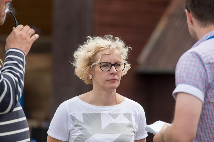 Endine vabaerakondlane Monika Haukanõmm liitus Keskerakonnaga