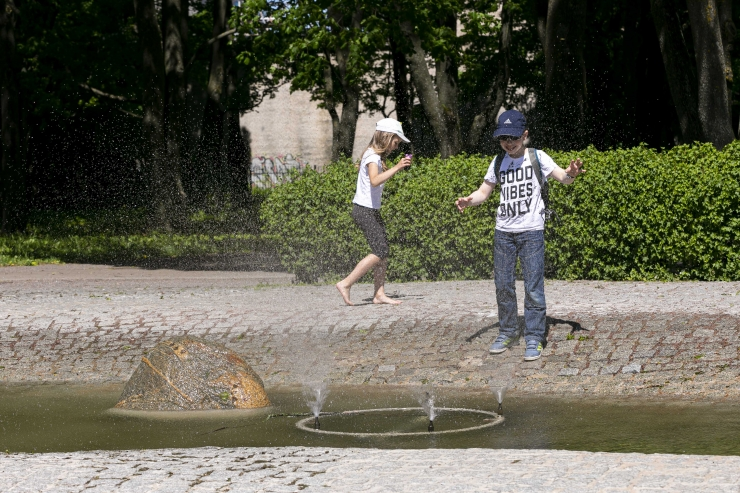 JUHTKIRI: aja lapsed suveks õue!