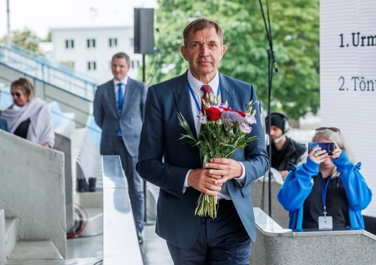 EOK presidendina jätkab Urmas Sõõrumaa