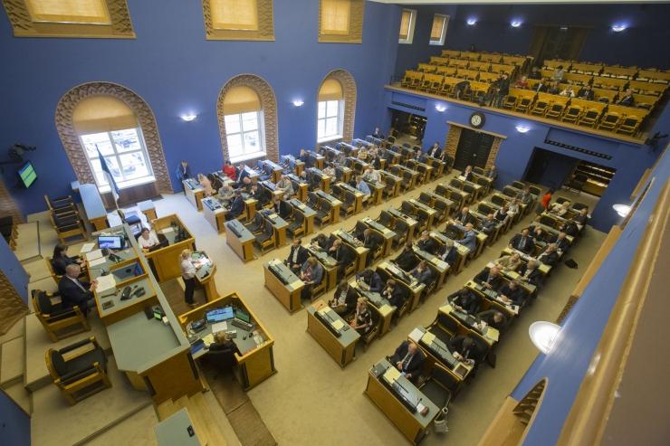 VAATA OTSE SIIT KELL 10: Riigikogu arutelu keskmes on linnastunud ühiskonna ruumilised arengud