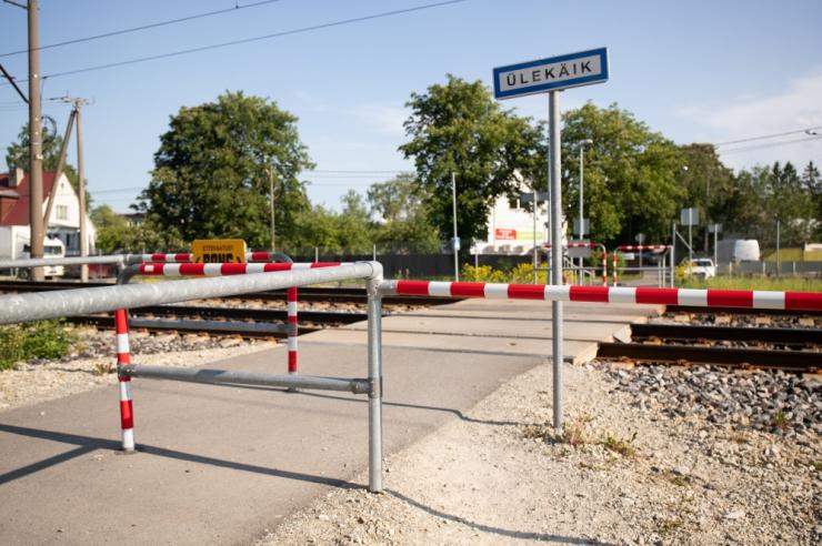 Harjumaal hukkus rongilt löögi saanud mees