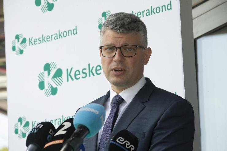 Keskerakond taotleb 110 100 euro tagasimaksmiseks maksegraafikut