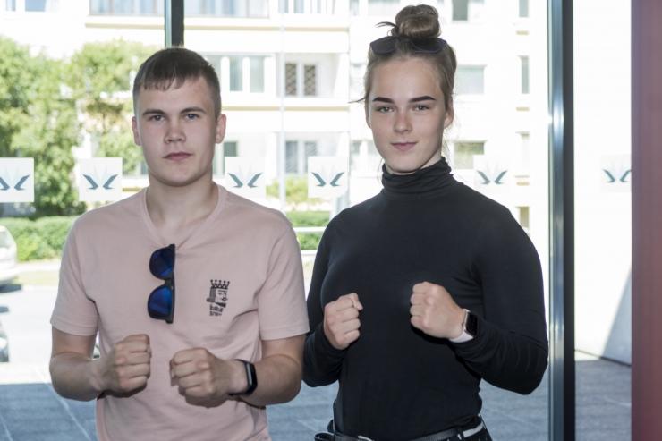KALLE KLANDORF: Ainuüksi 15-aastase Jana Villi medal näitab, et Eesti poks on tõusuteel