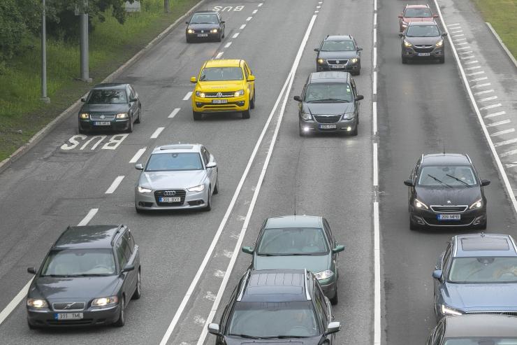 VIDEO! Lasnamäe vanem: Laagna tee vajab kiiruskaameraid