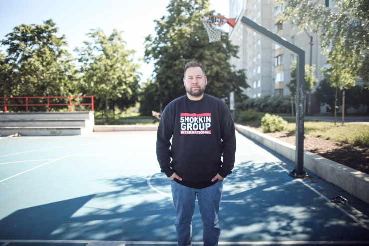Lasnamäe noortekeskuse juhiks sai Pavel Vassiljev