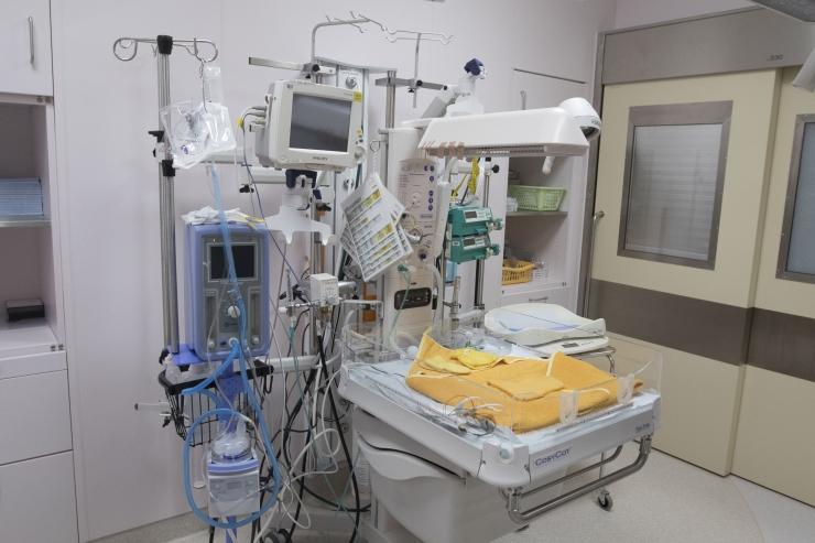 Pelgulinna sünnitusmajas leevenevad tugiisikutele kehtivad piirangud