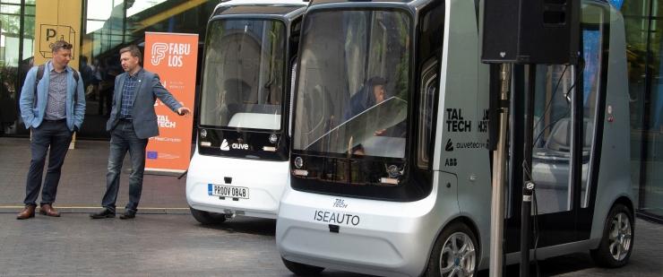 Tehnoloogiaettevõtjad tunnustavad: Tallinn areneb targaks linnaks