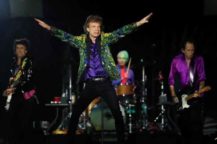 Rolling Stones ähvardab Trumpi oma laulude kasutamise eest kohtuga