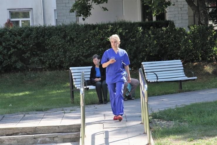 Õdede Liidu juht: kuni suur hulk medõdesid puudu, ei saa rääkida kvaliteetsest arstiabist