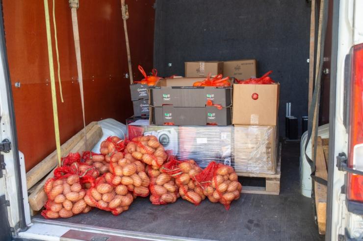ÄRA RAISKA TOITU! Ministeerium otsib lahendusi toidujäätmete vältimiseks ja annetamiseks