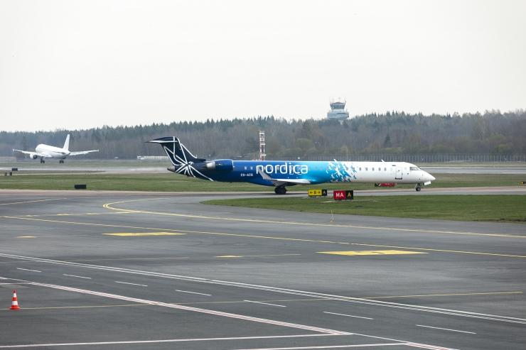 Valitsus pikendas lennupiirangut kõrge koroonariskiga riikidesse