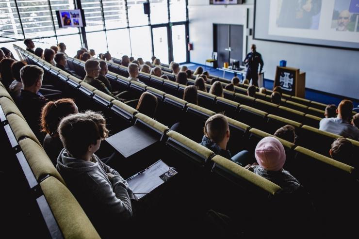 Sisekaitseakadeemias õppimine on sel aastal iseäranis populaarne
