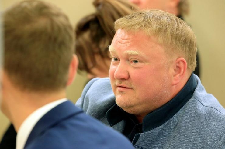 Prokuratuur näeb võimalust Lemberi süüasja osaliseks lõpetamiseks