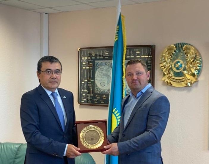 Deniss Boroditši nimetati Kasahstani aukonsuliks Eestis
