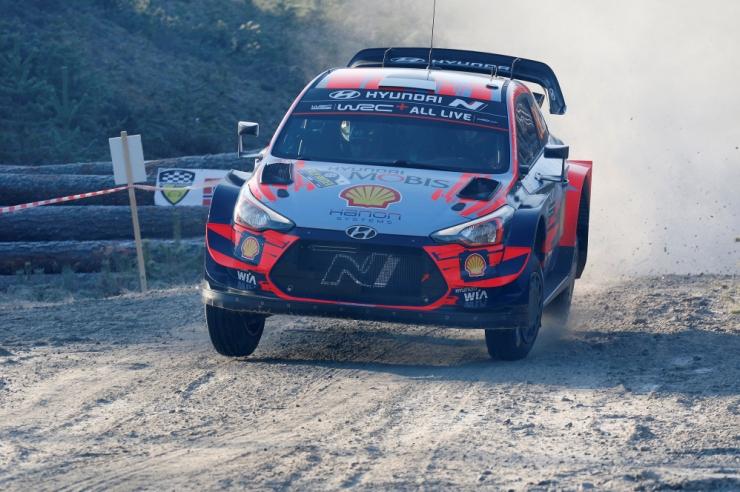 VIDEO! Valitsus eraldab WRC etapi korraldamiseks 1,5 miljonit eurot
