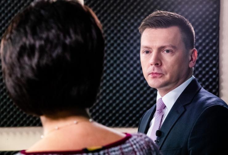 Asekantsler Jegorov hakkab tööle Rahvusvahelise Valuutafondi juures