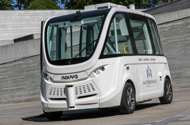 Kadriorg võõrustab suve lõpus tulevikuautosid