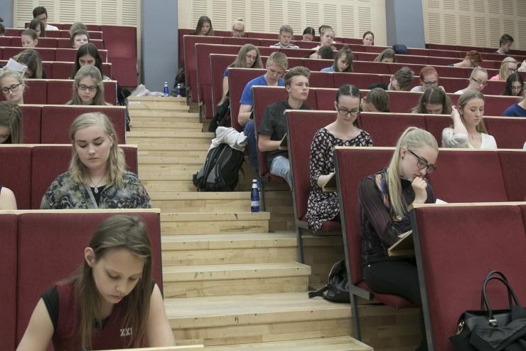 Kriis tõstis huvi õppimise vastu: Tallinna Ülikooli esitati rekordarv sisseastumisavaldusi