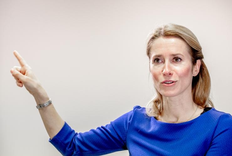 Kaja Kallas: EKRE nägemus Eestist toob vabaduste piiramise