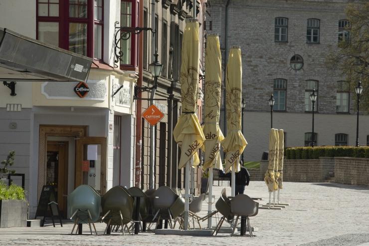 Arenguseire Keskus uurib viiruskriisi mõju Eesti majanduse tulevikule