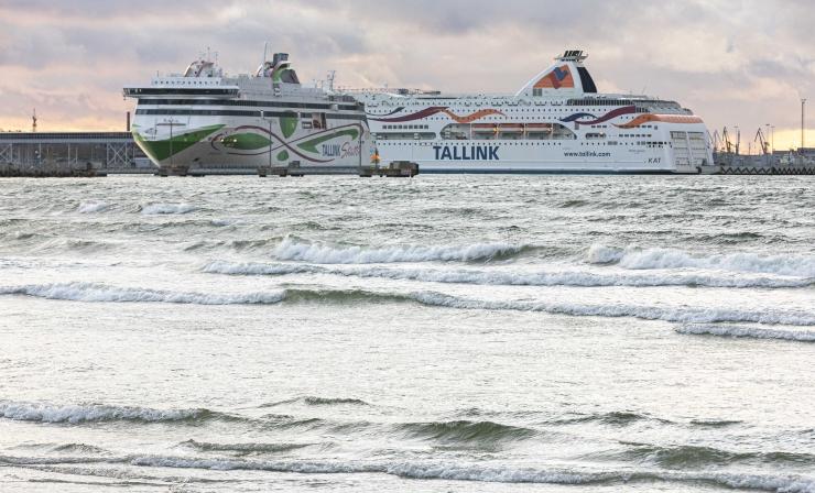Soome terviseamet: Tallinki laeval võis levida koroonaviirus