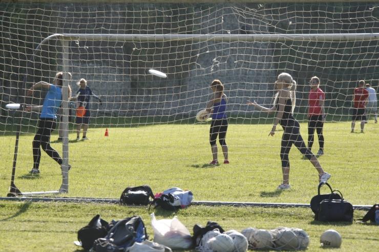 Põnev sportlik päev vabas õhus koos Kristiine noortekeskusega