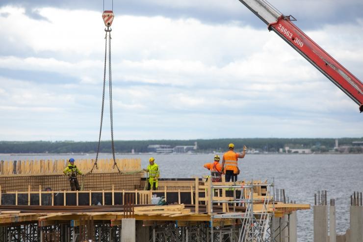 Inspektsioon tuvastas ehitusplatsidel ohutusnõuete rikkumisi