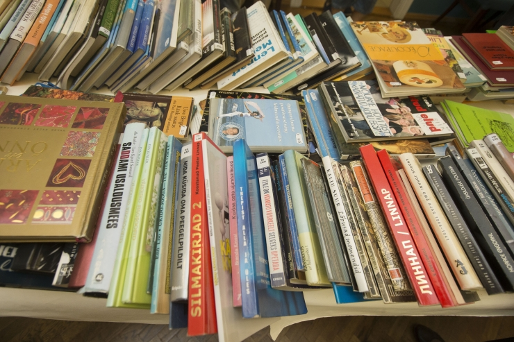 Kalamaja raamatukogu kutsub osalema põnevas rollimängus