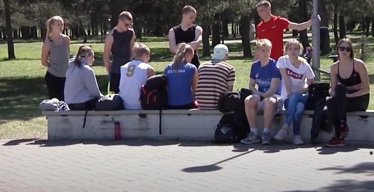 VIDEO! Noortegarantii tugisüsteem aitab sihi kaotanud noored taas jalule