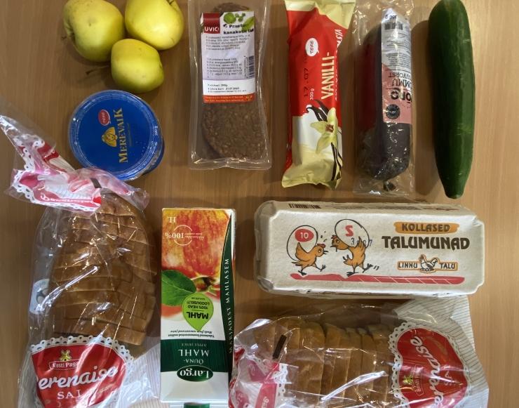 Kesklinna majandusraskustes lastega pered saavad suvel toiduabipakke