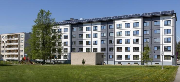 KODUD KORDA! Eesti soovib 80% hoonetest muuta liginullenergiahooneteks