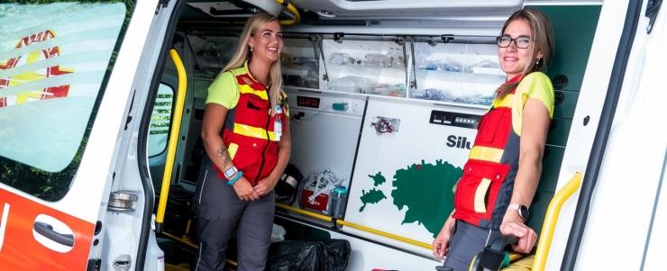 FOTOD JA VIDEO! Põhja-Tallinna inimesed saavad kiiremat arstiabi