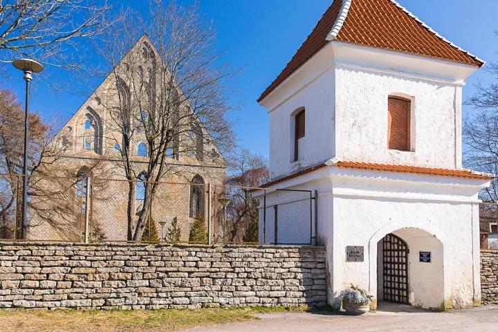 """Apteeker Melchiori"" filmitakse osalt Pirita kloostri varemetes"
