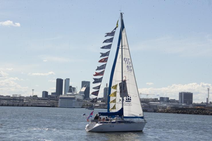 VIDEO JA FOTOD! Tallinn ootab suurregatile Tall Ship Races poolt miljonit pealtvaatajat