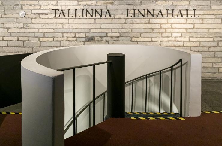 Tallinna linn tegi ettepaneku restaureerida riiklikult tähtsa kultuuriehitisena linnahall