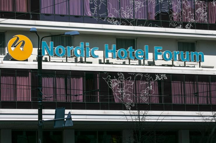 VIDEO! Tallinna hotellide külastatavus on endiselt madal