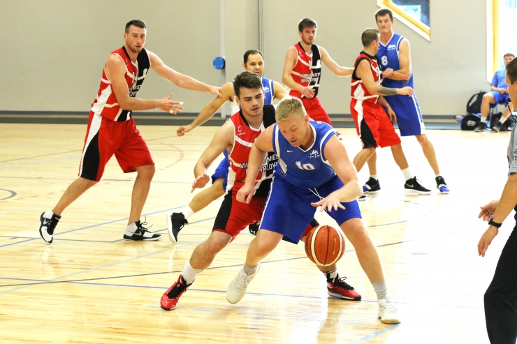 Eesti korvpallikoondis alistas Leedu meeskonna
