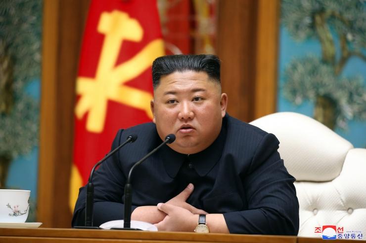 Põhja-Korea teatas esimesest võimalikust koroonajuhtumist