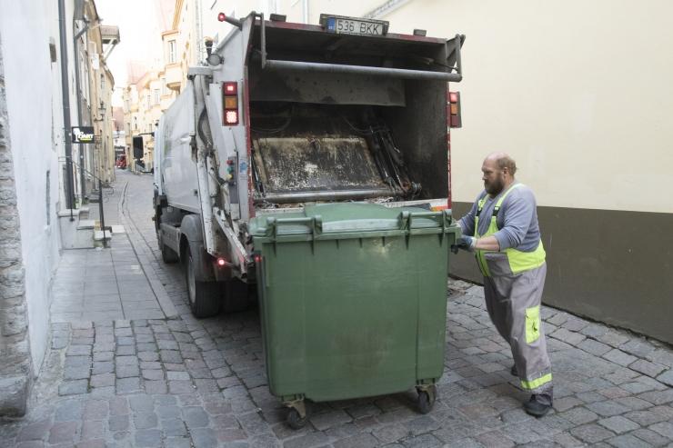 Eesti jäätmekäitlus lohiseb Euroopa Liidu nõuete sabas