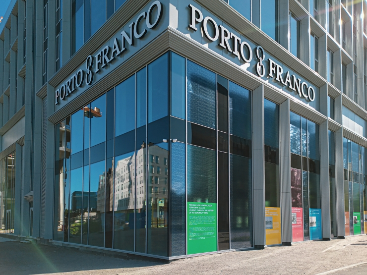 Valitsus toetas Porto Francole 39,4-miljonise laenu andmist