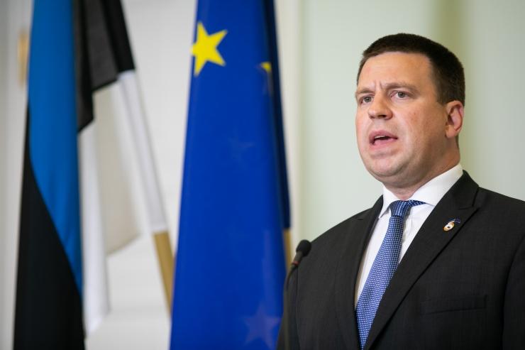 Ratas: jutt Eesti ja Soome vaheliste suhete halvenemisest on vale