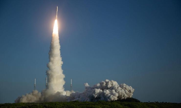 NASA: SpaceX-i kosmoselaev Crew Dragon asus ISS-ilt koduteele