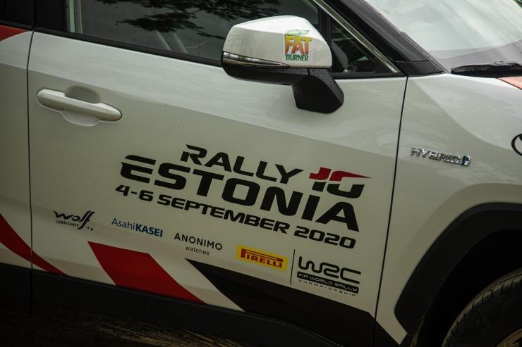 Kultuuriminister taotleb WRC-rallil osalejatele karantiinierandit