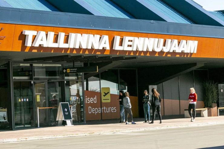 Tallinna lennujaama reisijate arv kasvas kuuga üle kolme korra