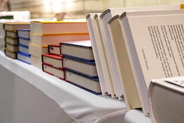 Nüüd saab Rahvusraamatukogu raamatuid tellida üle Eesti