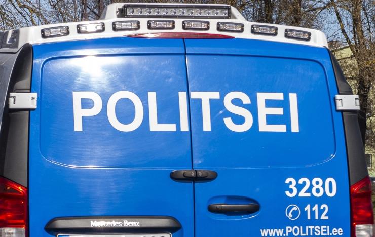 Politsei kasutas noaga ähvardanud mehe peatamiseks taserit