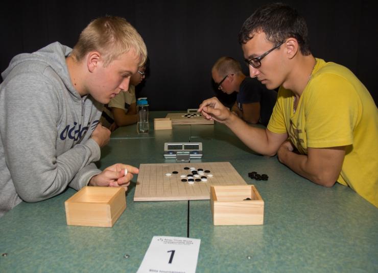 Abstraktsete strateegiliste lauamängude MM kolis Tallinnast veebi