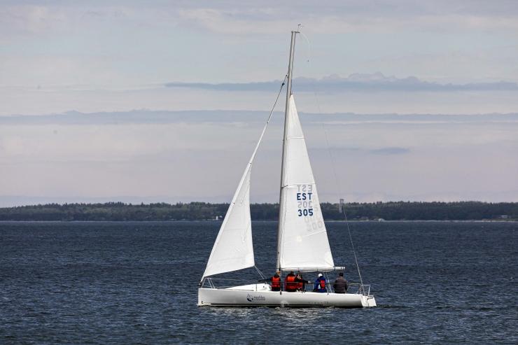 Tuulevaikus pärssis avamerepurjetamise meistrivõistlusi Pirital
