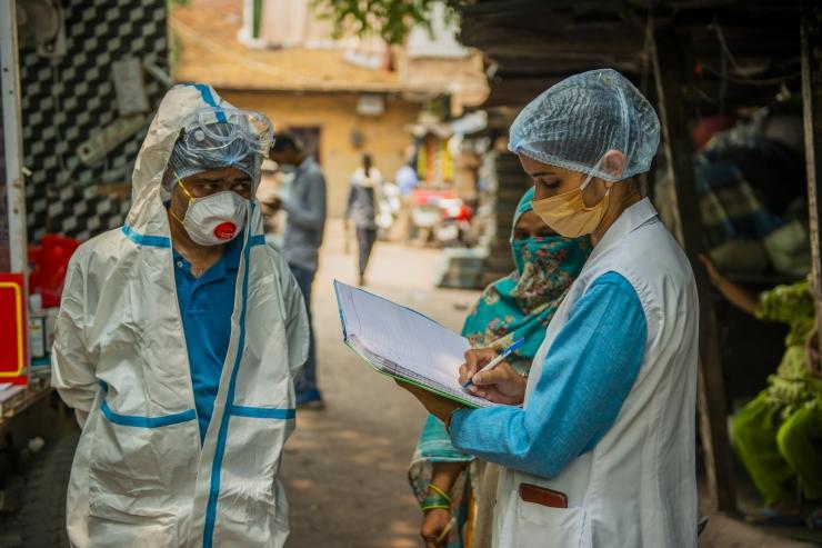 AFP: Koroonaviiruse nakkuste arv maailmas kasvas üle 20 miljoni